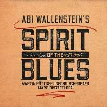 Abi Wallenstein's Spirit Of The Blues, CD