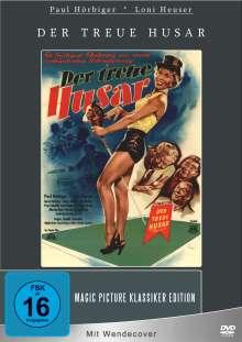 Der treue Husar, DVD