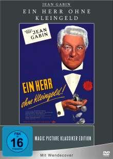 Ein Herr ohne Kleingeld, DVD