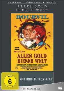 Alles Gold dieser Welt, DVD