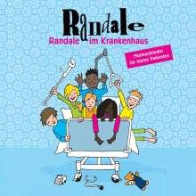 Randale: Randale im Krankenhaus: Mitmachlieder für kleine Patienten, CD