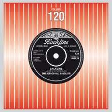 Backline Volume 120, 2 CDs