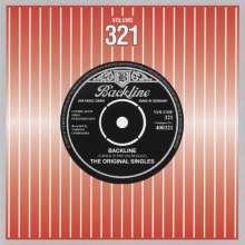 Backline Volume 321, 2 CDs