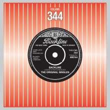 Backline Vol. 344, 2 CDs