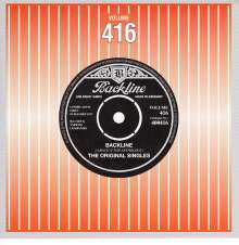 Backline Volume 416, 2 CDs