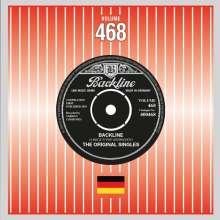 Backline Volume 468, 2 CDs