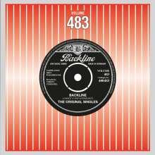 Backline Volume 483, 2 CDs