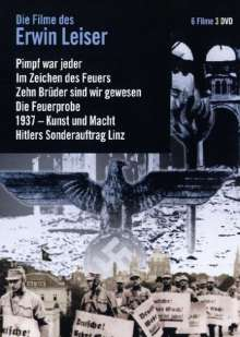 Erwin Leiser Box 1, 3 DVDs