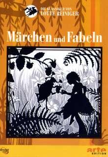 Lotte Reinigers Märchen & Fab, 2 DVDs
