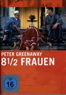 8 1/2 Frauen, DVD