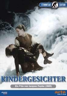 Kindergesichter, DVD