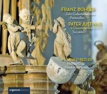 Franz Bühler (1760-1823): 10 Galanteriestücke, CD