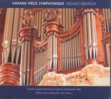 Helmut Deutsch - Grande Piece Symphonique, CD