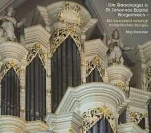 Jörg Kraemer spielt die historische Barockorgel in St. Johannes Baptist Borgentreich, CD