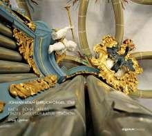 Craig Cramer - Johann Adam Ehrlich-Orgel 1748, CD