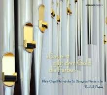 Rudolf Peter - Das erst gibt dem Gold die Farbe, CD