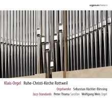 Klais-Orgel Ruhe-Christi-Kirche Rottweil, CD