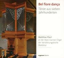 Matthias Flierl - Bel fiore danca, CD