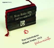 Das Liederbuch des Erhard Öglin (1512), CD