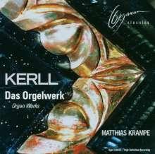Johann Caspar Kerll (1627-1693): Das Orgelwerk, CD
