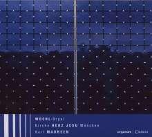 Karl Maureen,Orgel, CD