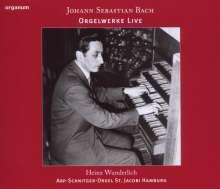 Johann Sebastian Bach (1685-1750): Orgelwerke, 3 CDs
