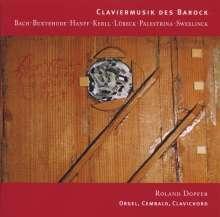 Claviermusik des Barock, CD