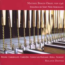 Roland Dopfer,Orgel, CD