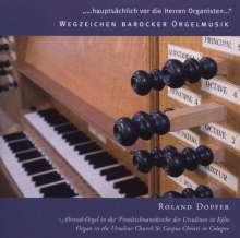 Roland Dopfer - Wegzeichen barocker Orgelmusik, CD