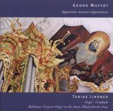 Georg Muffat (1653-1704): Apparatus musico-organisticus, 2 CDs