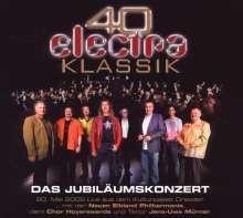 Electra: 40 Jahre Electra Klassik: Das Jubiläumskonzert, 2 CDs