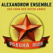 Alexandrow Ensemble: Rodina Moja, CD