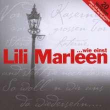 Wie einst Lili Marleen (20 Versionen), CD