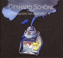 Gerhard Schöne: Die Lieder der Briefkästen, CD