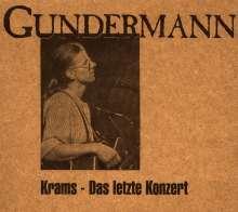 Gerhard Gundermann & Seilschaft: Krams - Das letzte Konzert, 2 CDs