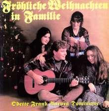 Frank Schöbel: Fröhliche Weihnachten in Familie, LP