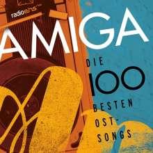 radioeins präsentiert die 100 besten Ost-Songs, 2 LPs