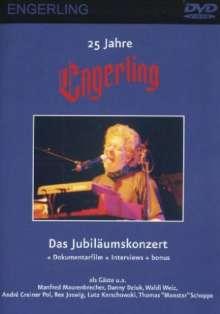 Engerling: 25 Jahre - Das Jubiläumskonzert, DVD