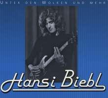 Hansi Biebl: Unter den Wolken und mehr, CD