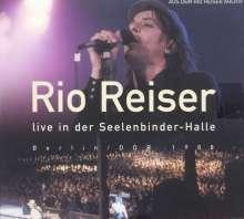 Rio Reiser: Live in der Seelenbinder-Halle, Berlin (DDR), 1988, 2 CDs