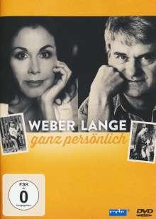 Katrin Weber & Bernd-Lutz Lange: Ganz persönlich, DVD