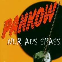 Pankow: Nur aus Spaß, CD