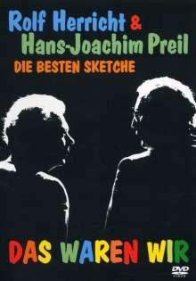 Herricht & Preil - Das waren wir / Die besten Sketche, DVD