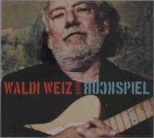 Waldi Weiz: Rückspiel, CD