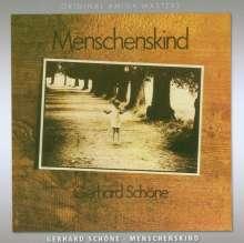 Gerhard Schöne: Menschenskind, CD