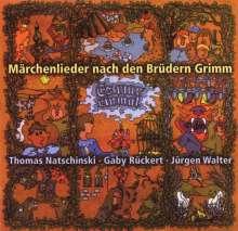 Jacob Grimm: Es war einmal, Märchenlieder nach Brüdern Grimm, Audio-CD, CD