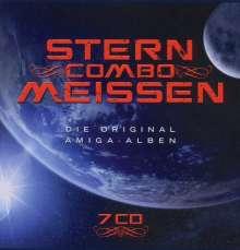 Stern-Combo Meißen: Die Original Amiga Alben, 7 CDs
