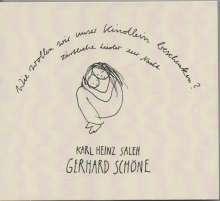 Karl-Heinz Saleh: Wie wollen wir unser Kindlein beschenken?, CD