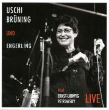 Uschi Brüning & Engerling: Live 2016, CD