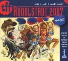 Rudolstadt 2007 (2CD + DVD), 2 CDs und 1 DVD